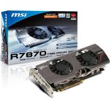 Compare Prices : MSI Radeon HD7870